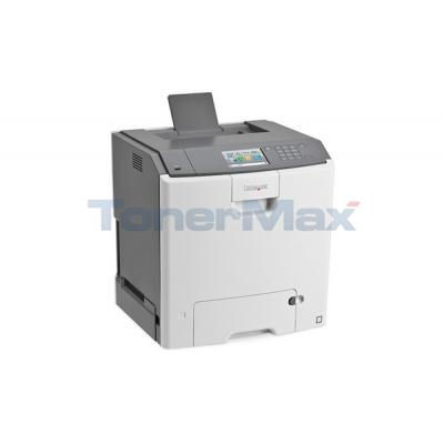 Lexmark C748e